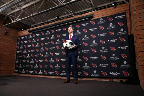 Bird Droppings: Arizona Cardinals filling out coaching staff, still trying to find an OC, excitement for new coaches from players and more