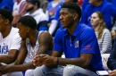 Will Kansas get Silvio De Sousa back before they face Kentucky?