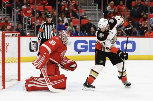 Morning Skate: Red Wings vs. Ducks — Preview and How to Watch