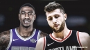 Jusuf Nurkic takes a shot at Iman Shumpert: 'He's going into retirement soon'