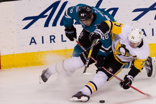 Pittsburgh Penguins @ San Jose Sharks 1/15/2019: lines, preview, how to watch