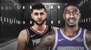 Kings' Iman Shumpert explains why he went for Jusuf Nurkic in Blazers' locker room, apologizes to fans
