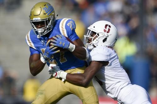UCLA Football: Joshua Kelley Returns For 2019; TE Matt Alaimo Transfers