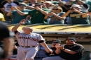 Former A's, Giants pitcher Tim Hudson ties up a loose end from 20 years ago