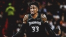 Robert Covington says he still isn't doing anything significant on the court