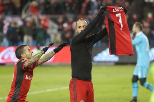 Report: Toronto FC to sell Victor Vazquez to Qatari club