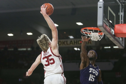 OU men's basketball: Sooners to host healthy Kansas State