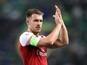 Arsenal midfielder Aaron Ramsey 'to sign Juventus deal on Friday'