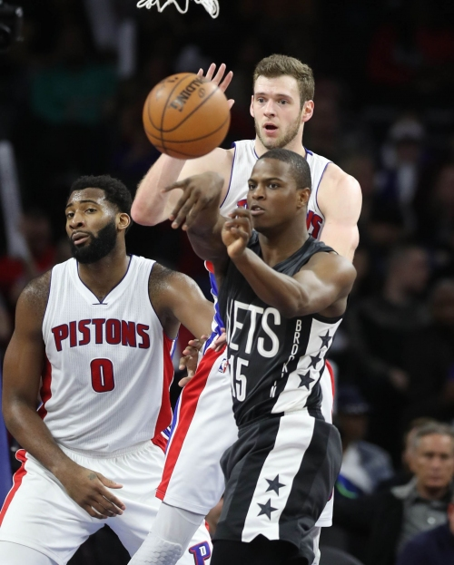 Detroit Pistons get Isaiah Whitehead on 2-way deal, dismiss Keenan Evans