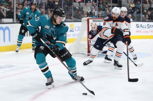Sharks sign Marcus Sorensen to two-year contract extension