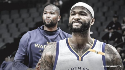 Warriors news: DeMarcus Cousins still on track to return Friday vs. Clippers