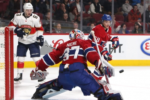 Game 48: Habs vs. Panthers