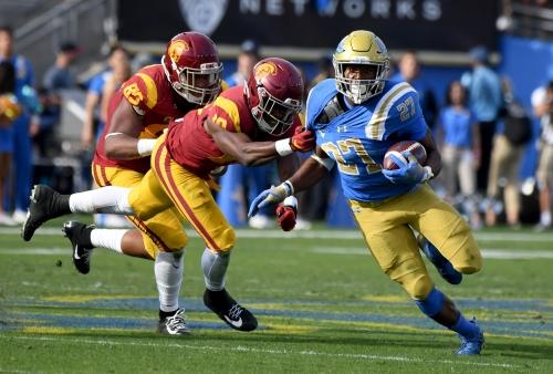 RB Joshua Kelley returning to UCLA in 2019, will skip NFL draft