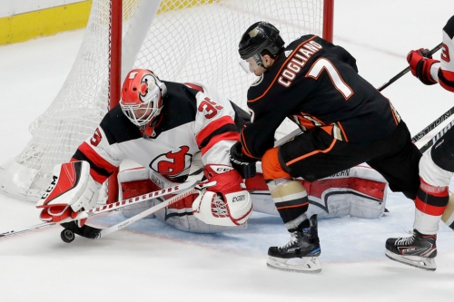 Forward Andrew Cogliano joins Stars after trade from Anaheim: 'I think I could have used the change, to be honest'