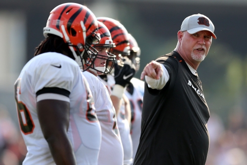 Cincinnati Bengals part ways with offensive line coach Frank Pollack