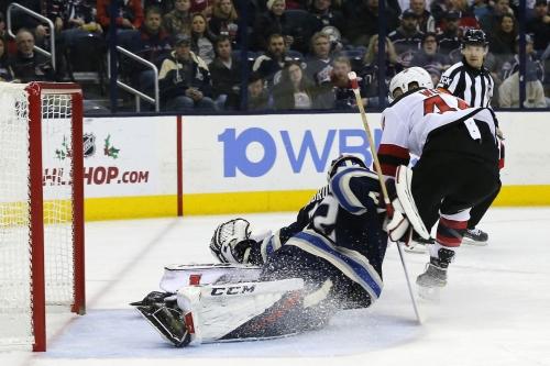 Gamethread #46: New Jersey Devils @ Columbus Blue Jackets