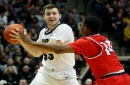 Purdue vs. Rutgers men's basketball game first-half video highlights