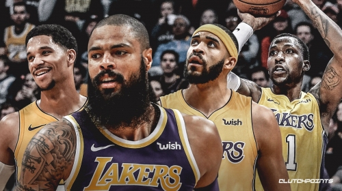 Tyson Chandler to replace JaVale McGee in starting lineup vs. Bulls