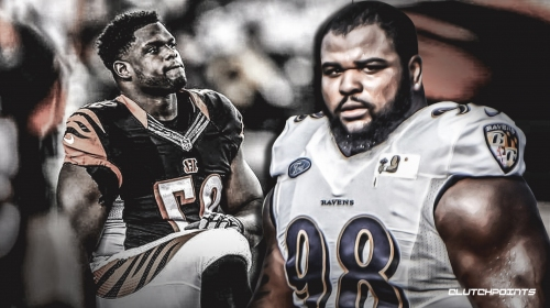 Ravens' Brandon Williams replacing Bengals' Geno Atkins in NFL Pro Bowl