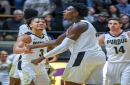 Purdue basketball rides dominant second half to home rout of Rutgers