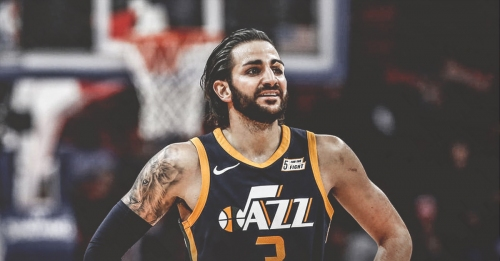 Jazz news: Ricky Rubio to be re-evaluated in one week