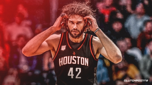 Houston monitoring Robin Lopez situation with Bulls