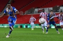 Veteran star and young gun lead the way in player ratings as Stoke City crash out of the FA Cup