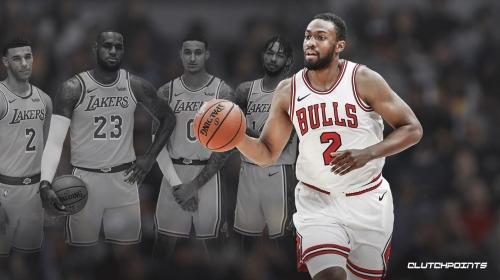 Bulls forward Jabari Parker to play vs. Lakers