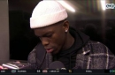Dennis Schroder on OKC's Energy in loss to Atlanta