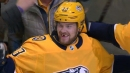 Viktor Arvidsson lights up Washington Capitals for a hat trick