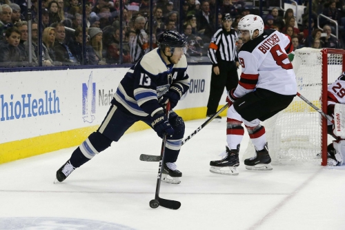 Game Preview: New Jersey Devils vs. Columbus Blue Jackets