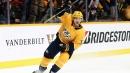 Arvidsson nets hat trick as Predators rout Capitals