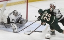 Kings score late to earn a point before falling to Wild in OT shootout