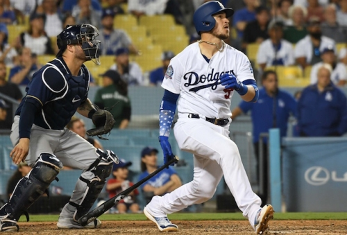 Brewers Catcher Yasmani Grandal Jokes About Being Excited To No Longer Play Home Games At Dodger Stadium