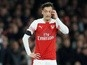 Atletico Madrid 'make £18m bid for Arsenal midfielder Mesut Ozil'