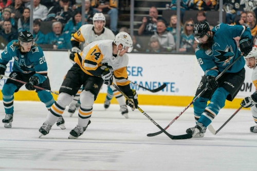 Pens Points: Trapped in the Shark Tank