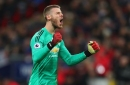 David De Gea and the staggering price Manchester United apparently will have to pay to keep him