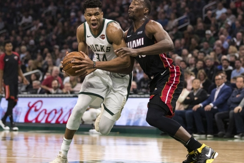 Milwaukee vs. Miami: Bucks Distinguish Heat, 124-86