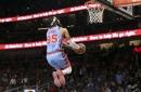Hawks shock Thunder behind best offensive showing of season