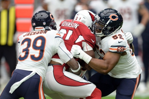 Bears place 4 on the PFWA 2018 All-NFL Team