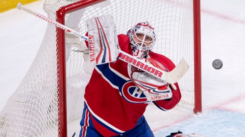 5 things we learned in NHL: Niemi enters Canadiens record books