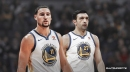Warriors' Klay Thompson texted Zaza Pachulia 11-1 score in their dunk count