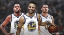 Warriors' Kevin Durant, Stephen Curry, Klay Thompson outplayed Nuggets in 3 quarters