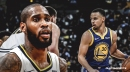 Will Barton acknowledges Warriors were reminding Nuggets they're still the champs