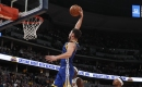 Watch Klay Thompson throw down four dunks vs. Nuggets