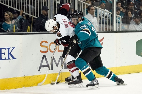 Sharks at Coyotes Preview: How does one drown in a desert?