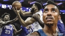 Timberwolves' Jeff Teague says matchup with Sixers wasn't a normal game: 'They dogged us'