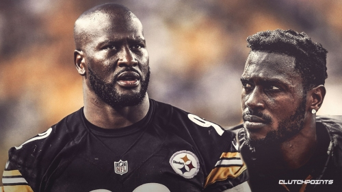 Steelers news: James Harrison discusses Antonio Brown's frustration with Pittsburgh