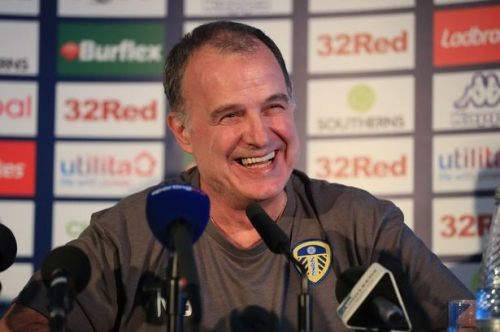 'If Bielsa goes, I quit football forever' - Leeds fans in meltdown at emergency press conference ahead of Stoke City trip