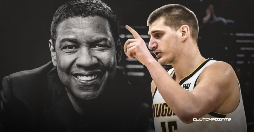 Nuggets' Nikola Jokic takes comfort in Denzel Washington quote after loss to Warriors